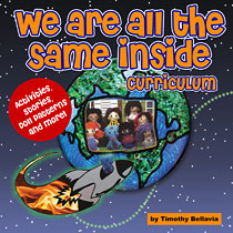 We Are All the Same Inside Curriculum